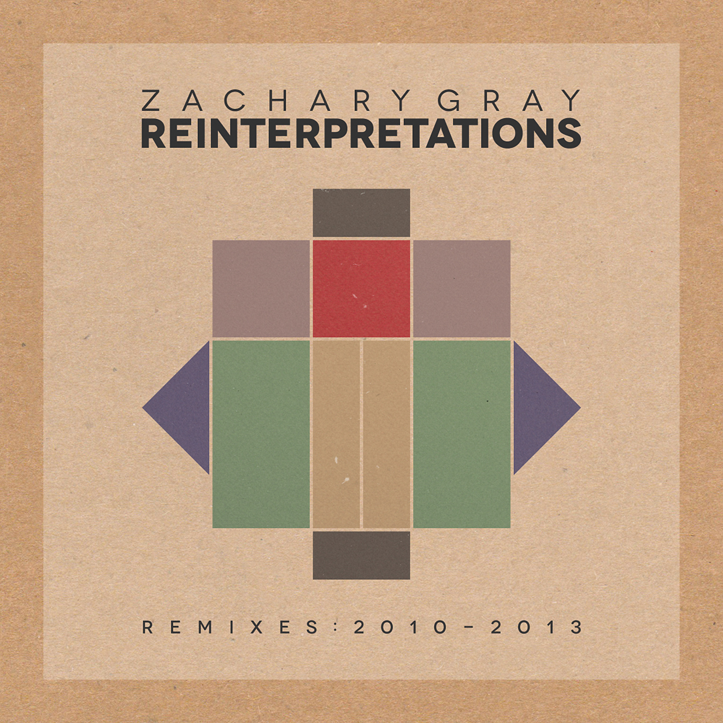 Reinterpretations (Back Cover)